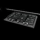 Teka GZC 75330 70 cm gázfőzőlap üvegkerámia felületen ExactFlame funkcióval