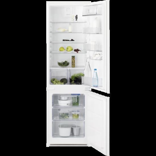 Electrolux LNT3FF18S Beépíthető Hűtő alulfagyasztós