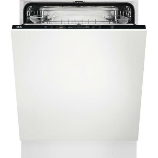 AEG FSB52637Z beépíthető 60 cm széles mosogatógép
