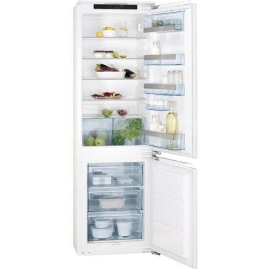 AEG SCS71800CO Beépíthető alul fagyasztós hűtőszekrény