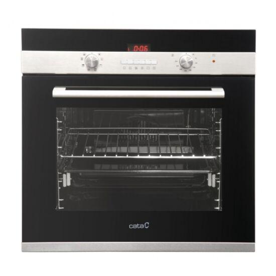 CATA CDP 780 AS BK beépíthető sütő + CATA T 604 beépíthető elektromos kerámia főzőlap CATA 3B SZETT