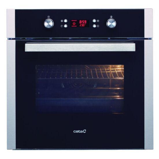Cata LC 8110 PYRO BK beépíthető sütő