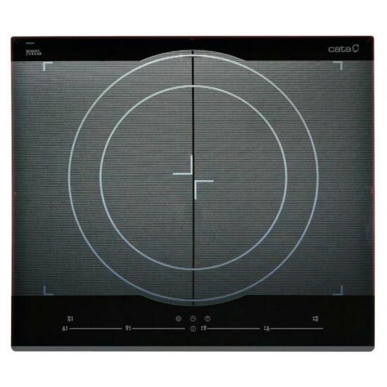 Cata GIGA 600  BK Can Roca beépíthető indukciós kerámia főzőlap