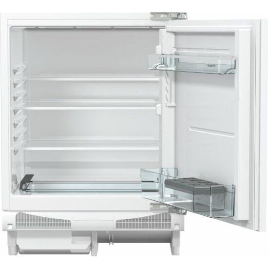 Gorenje RIU6092AW pult alá építhető hűtőszekrény