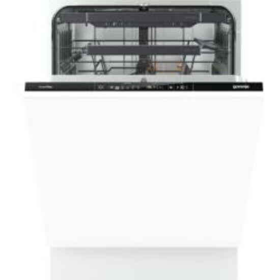 Gorenje GV64161 beépíthető mosogatógép