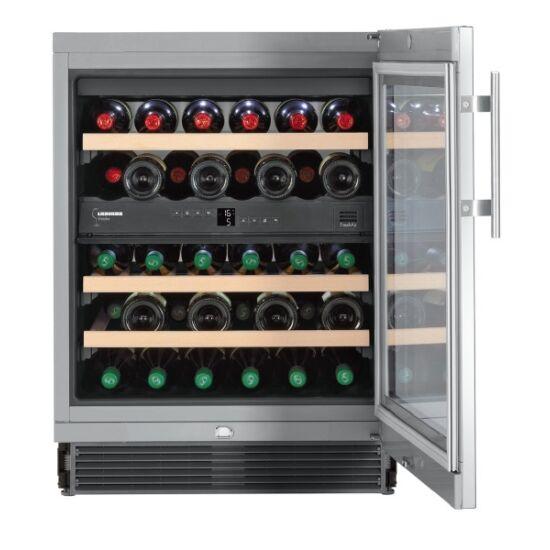 Liebherr UWTes 1672 Aláépíthető bortemperáló borhűtő