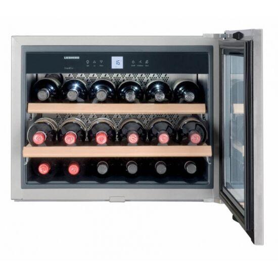 Liebherr WKEes 553 Beépíthető borklíma borhűtő