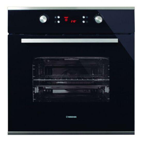 Nodor D 809 DT BK beépíthető sütő