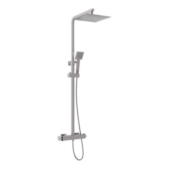 Teka Soller zuhanyrendszer termosztátos csapteleppel