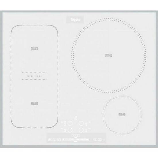 Whirlpool ACM 355/BA/WH beépíthető indukciós főzőlap