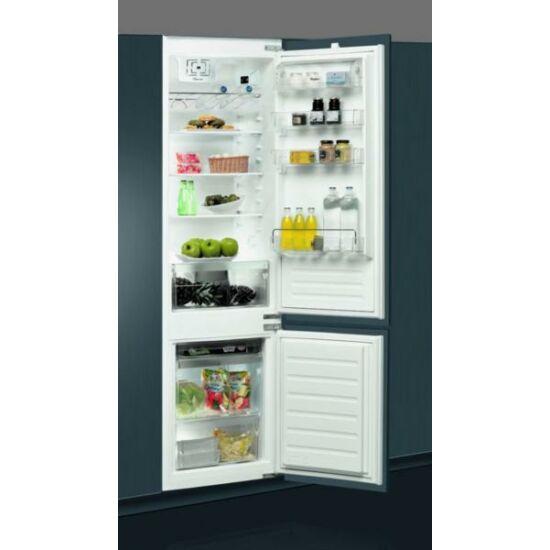 Whirlpool ART 9610/A+ beépíthető, alulfagyasztós hűtőszekrény