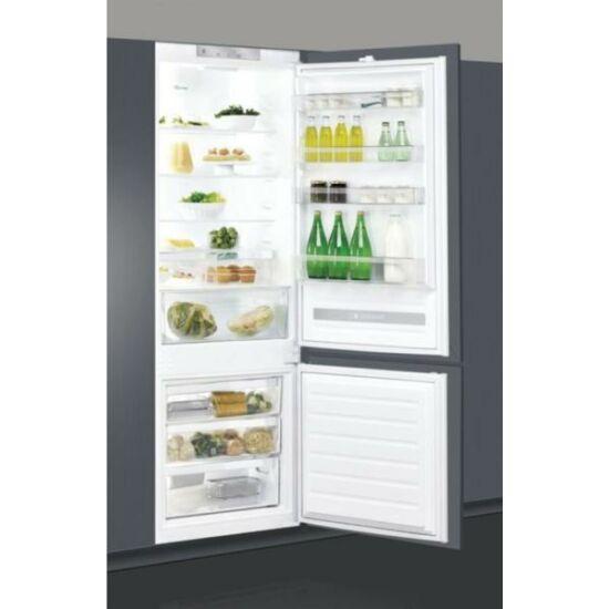Whirlpool SP40 800 EU Beépíthető kombinált hűtőszekrény