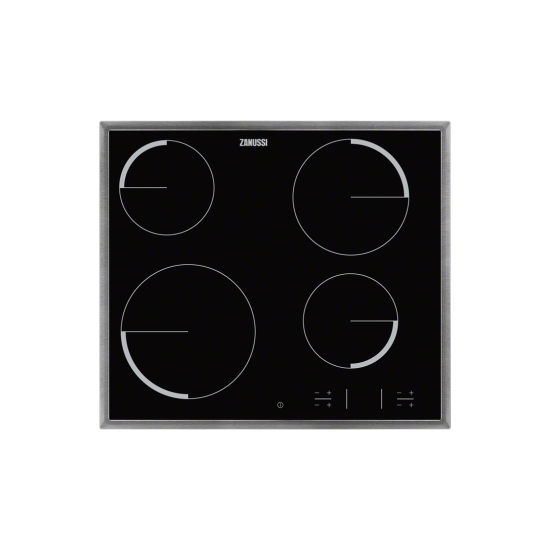 Zanussi ZEV36340XB Beépíthető kerámia főzőlap