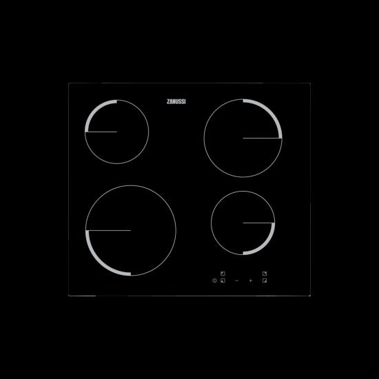 Zanussi ZEV6240FBA beépíthető Főzőlap Kerámia