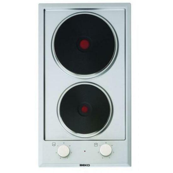 Beko HDCE-32201 X beépíthető elektromos főzőlap 5 év garancia