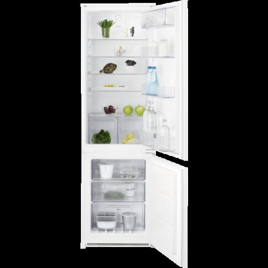 Electrolux ENN2812AOW Beépíthető alulfagyasztós hűtőszekrény