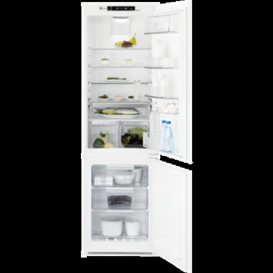 Electrolux ENN2854COW Alulfagyasztós kombinált hűtőszekrény