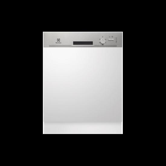 Electrolux ESI5205LOX beépíthető Mosogatógép 60 cm kezelőpaneles