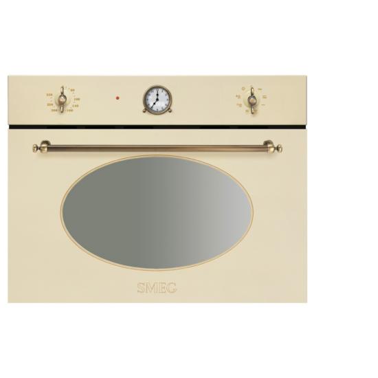 Smeg Colonial SF4800MPO rusztikus mikro, bézs
