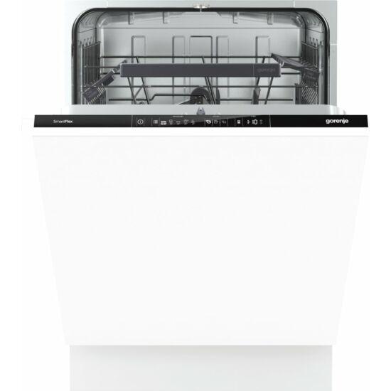 Gorenje GV64160 beépíthető mosogatógép