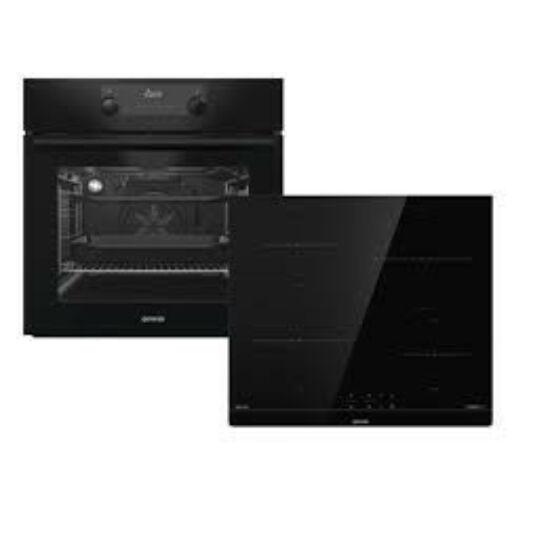 Gorenje Black Steam set BOS737E10BG + IT40SC beépíthető szett