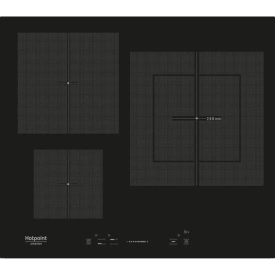 Hotpoint Indukciós főzőlap KIS 630 LD F