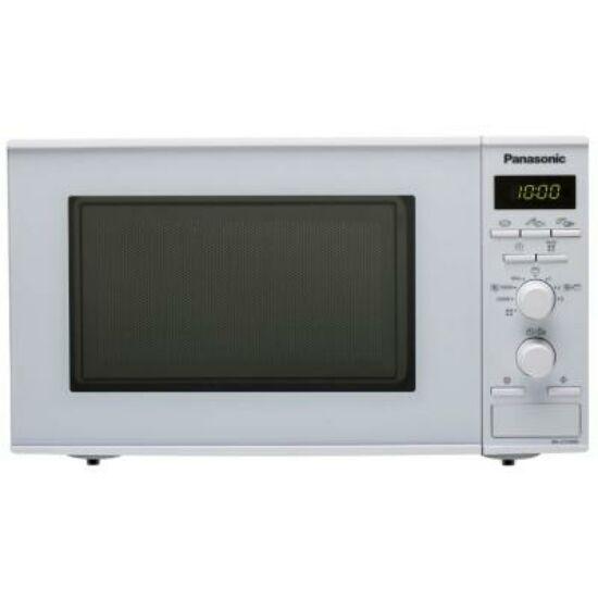 Panasonic NN-J151WMEPG 20L grilles mikrohullámú sütő