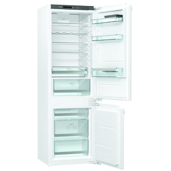 Gorenje NRKI5182A1 Beépíthető kombinált hűtőszekrény