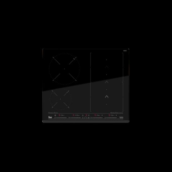 Teka IZS 66700 beépíthető 60 cm Flex Direct Sense indukciós főzőlap 5 főző zónával