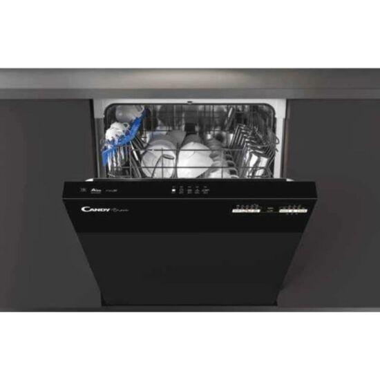 Candy CDSN 1L380PB Beépíthető Félig integrált paneles mosogatógép