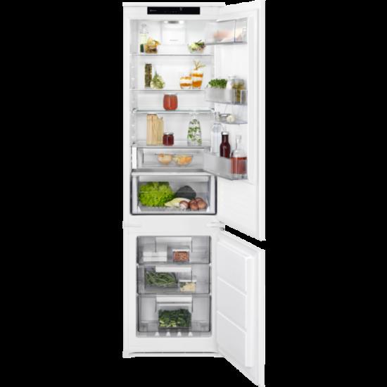 Electrolux LNS9TE19S beépíthető Hűtő alulfagyasztós NF