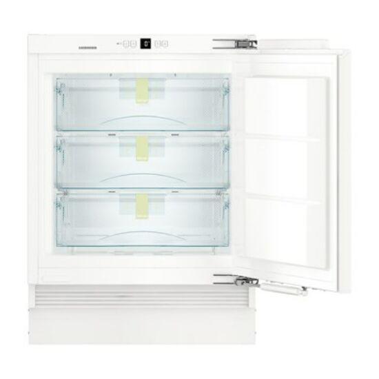 Liebherr SUIB 1550 Aláépíthető, teljes BioFresh funkciós integrálható hűtőszekrény