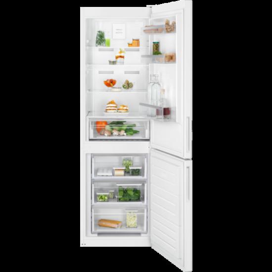 Electrolux LNT5MF32W0 hűtő alulfagyasztós NF