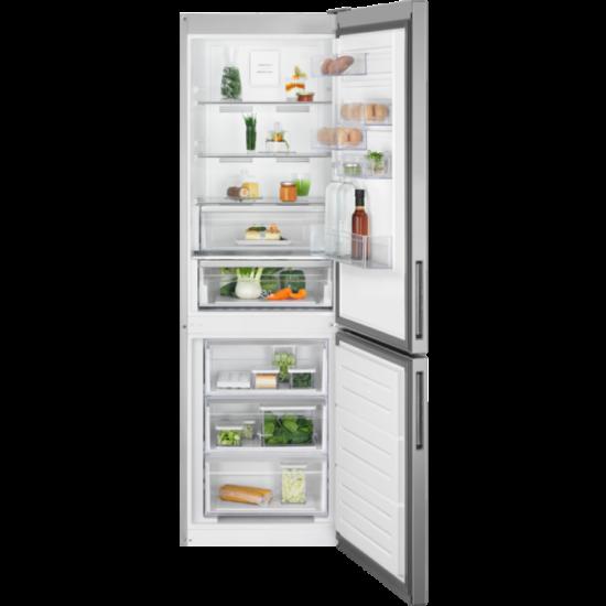 Electrolux LNC7ME32X1 hűtő alulfagyasztós NF