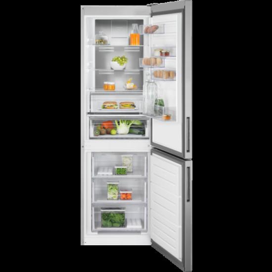 Electrolux LNT7ME32X2 hűtő alulfagyasztós NF