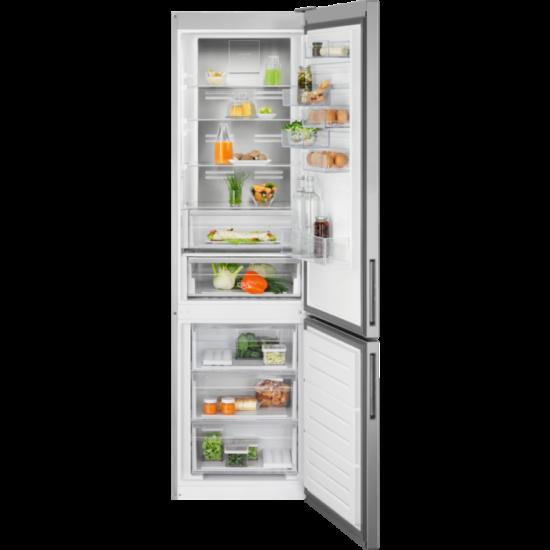 Electrolux LNT7ME34X2 hűtő alulfagyasztós NF