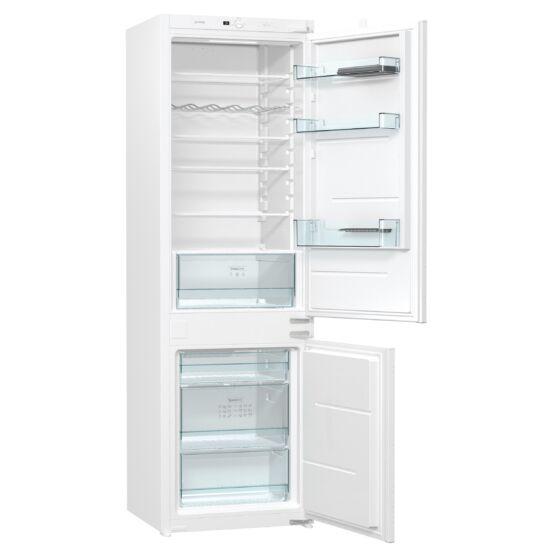 Gorenje NRKI4182E1 Beépíthető kombinált hűtőszekrény