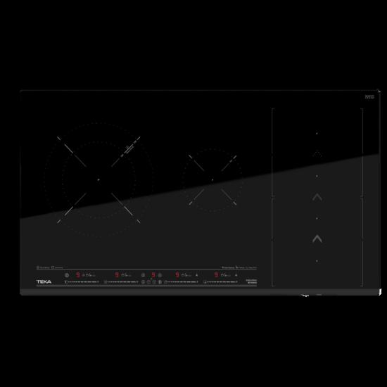Teka IZS 96600 beépíthető 90 cm Flex Slidecooking indukciós főzőlap 5 főző zónával