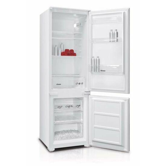 Candy BCBS172HP beépíthető kombi hűtő